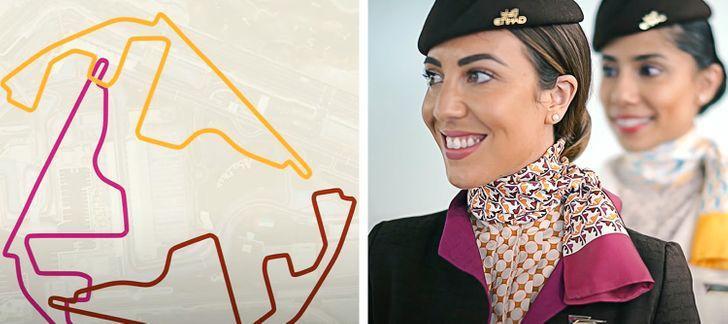 Bí mật đồng phục tiếp viên hàng không nổi tiếng nhất thế giới-6