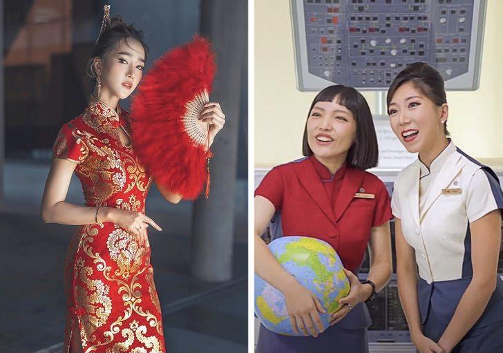 Bí mật đồng phục tiếp viên hàng không nổi tiếng nhất thế giới-7