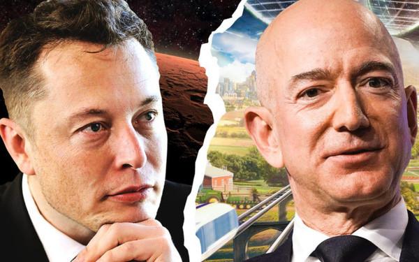 Jeff Bezos gửi đơn kiện hợp đồng giữa NASA và công ty của Elon Musk, file tài liệu nặng 7GB làm hỏng luôn máy tính của Bộ tư pháp Mỹ - Ảnh 1.