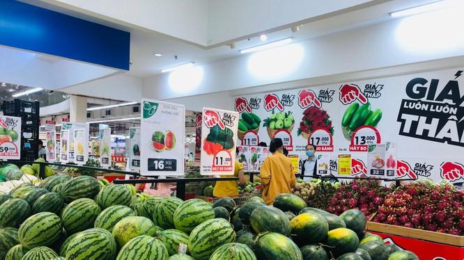 Theo các doanh nghiệp, trái cây Việt cần chú trọng tiêu thụ nội địa (NG.NGA)