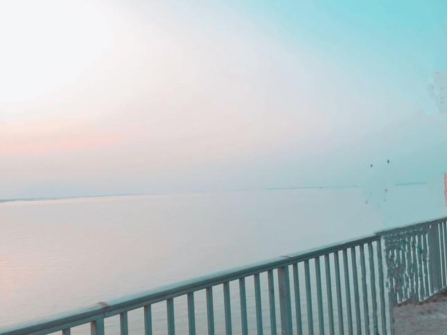 Nước ở hồ chứa lớn nhất Đông Nam Á bất ngờ đục ngầu trên diện rộng - Ảnh 2.