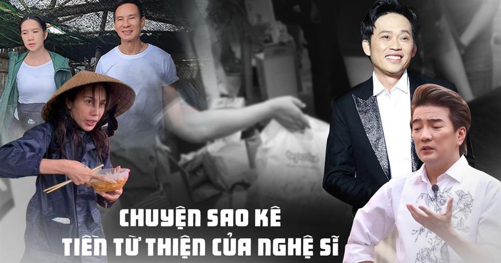 Hoài Linh bị chế song ca cùng Đàm Vĩnh Hưng ca khúc 'SAO KÊ'