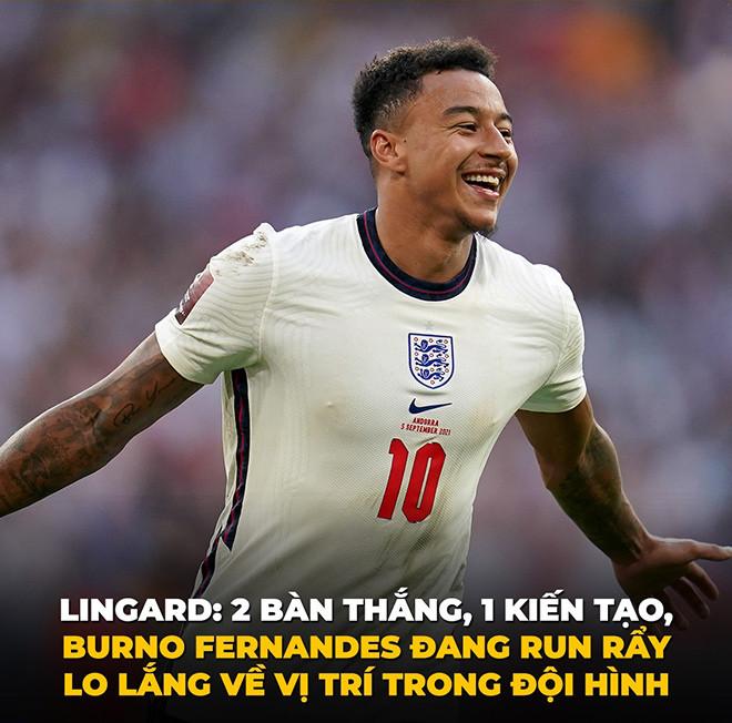 Bruno Fernandes run rẩy với phong độ chói sáng của