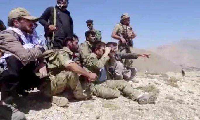 Lãnh đạo quân kháng chiến Panjshir kêu gọi