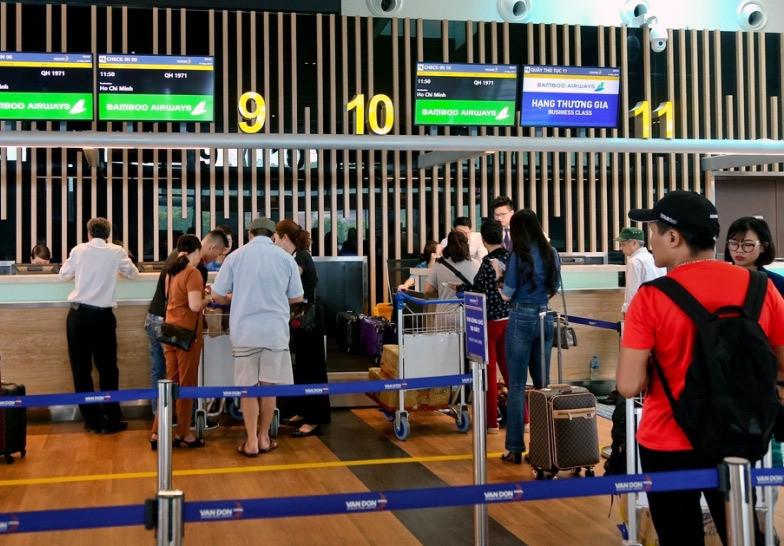 Phân vùng sân bay, lên kế hoạch mở lại các chuyến bay nội địa