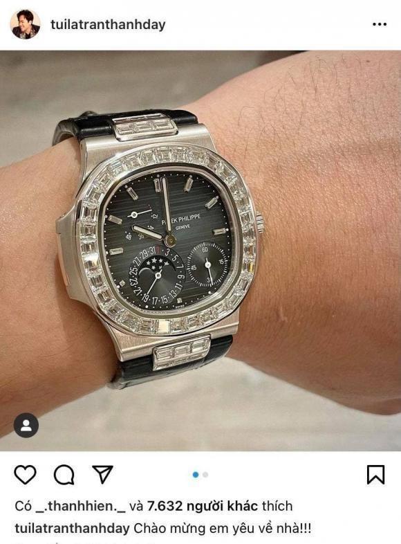Bộ sưu tập đồng hồ chục tỷ đồng của MC Trấn Thành-3