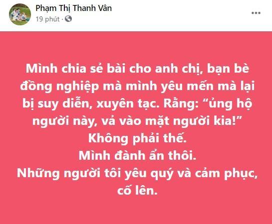 Bị phán chửi xéo nữ đại gia, Ốc Thanh Vân nói gì?-2