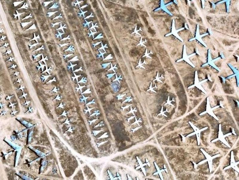 6 địa điểm cực dị và bí ẩn được biết đến nhờ Google Maps - 10