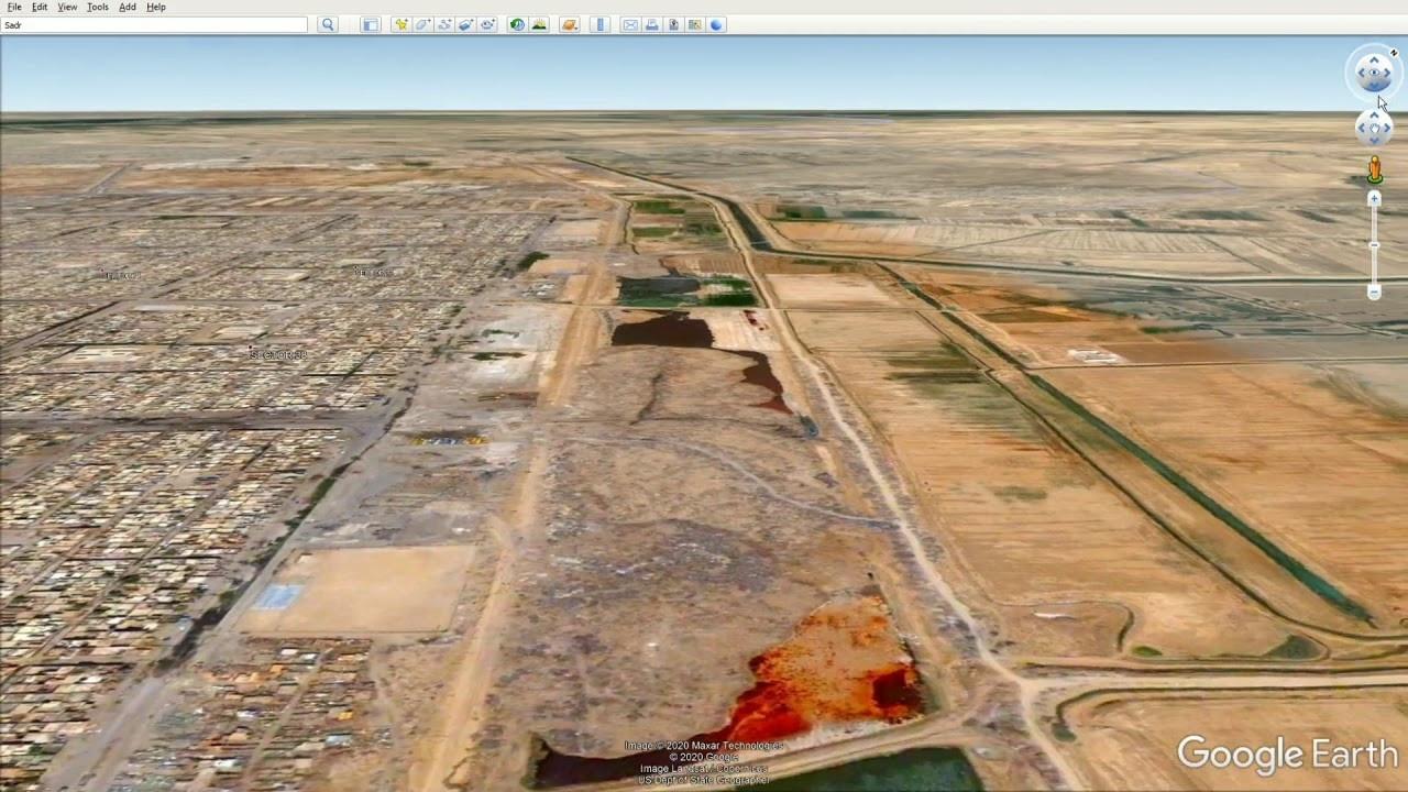 6 địa điểm cực dị và bí ẩn được biết đến nhờ Google Maps - 7