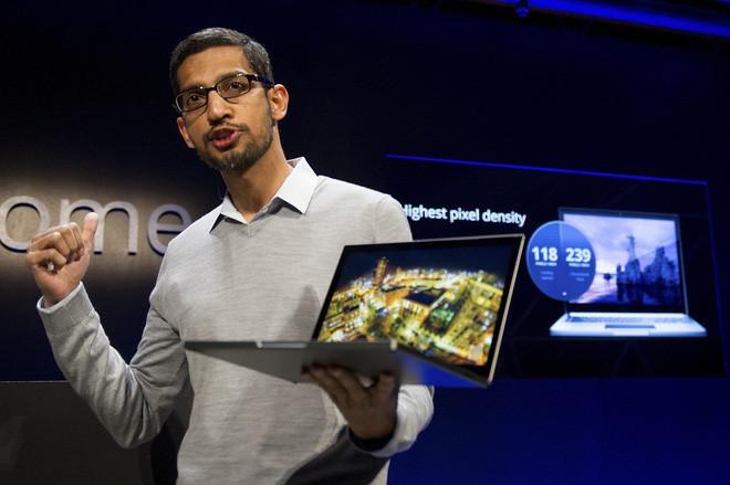 Theo chân Apple, Google sẽ dùng chip nhà trồng trên laptop Chromebook vào năm 2023 - Ảnh 1.