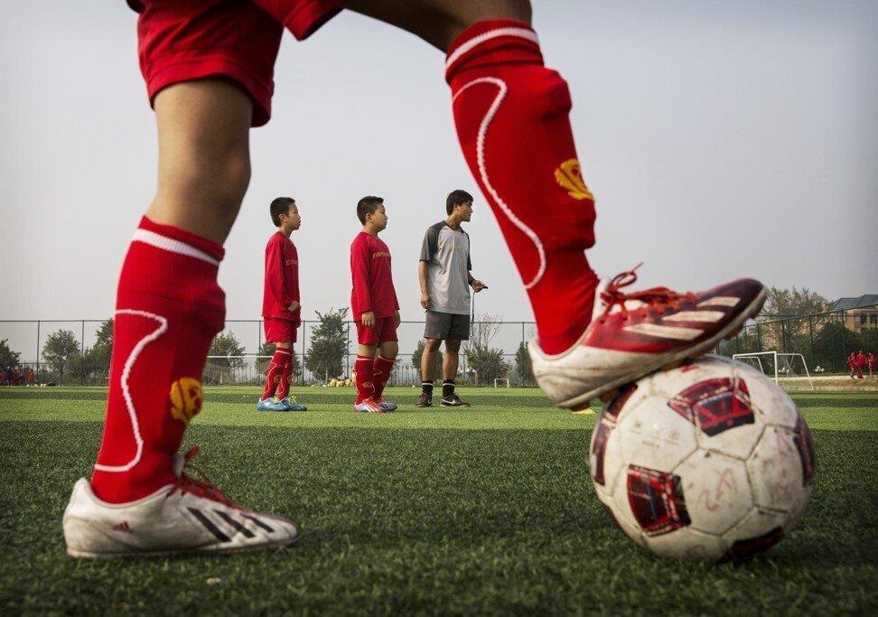 Thể thao - cuộc đua sống còn mới của học sinh Trung Quốc  - 1