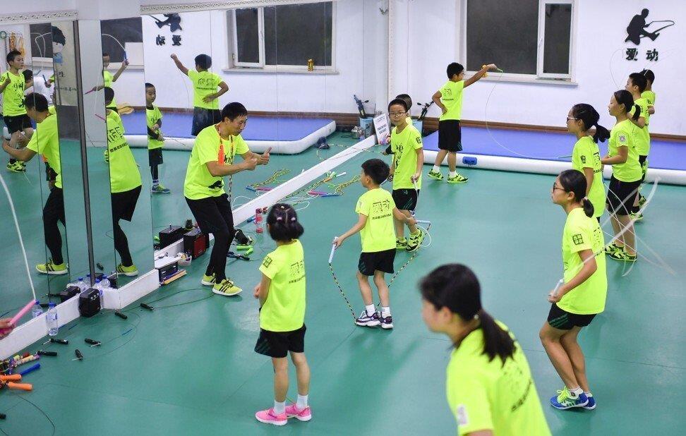 Thể thao - cuộc đua sống còn mới của học sinh Trung Quốc  - 2