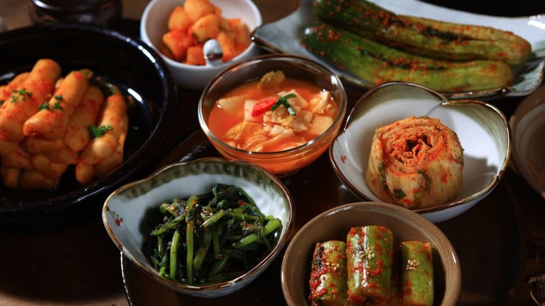 Xinqi, Kimchi, Pao cai và cuộc chiến văn hóa Trung - Hàn - 1