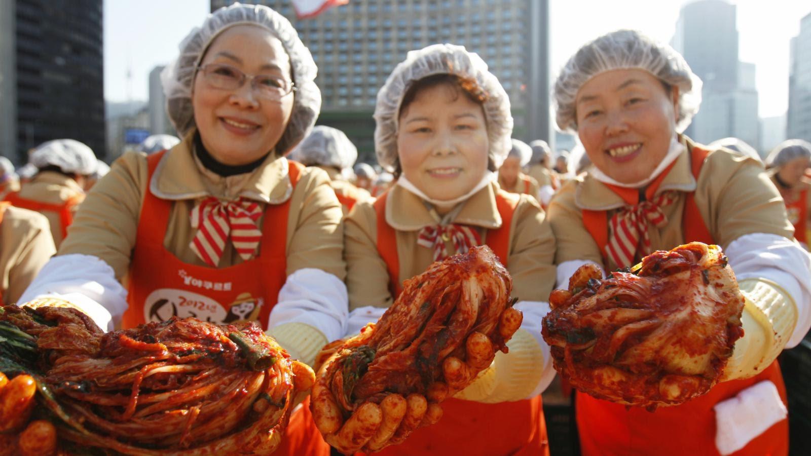 Xinqi, Kimchi, Pao cai và cuộc chiến văn hóa Trung - Hàn - 7