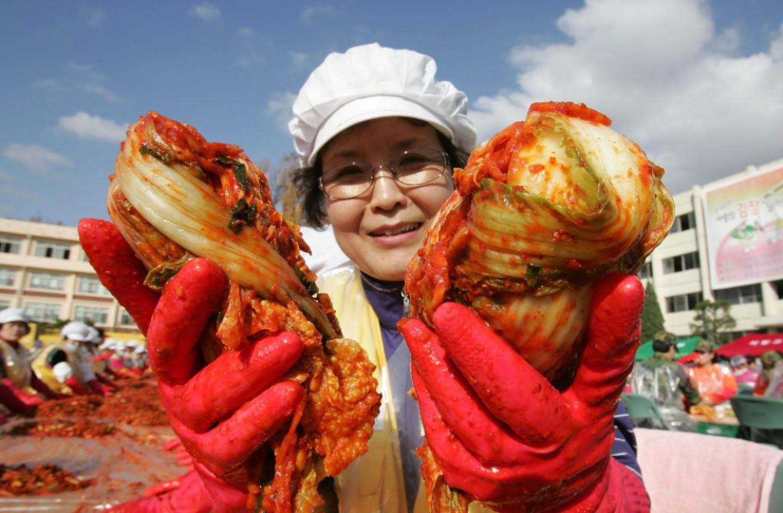 Xinqi, Kimchi, Pao cai và cuộc chiến văn hóa Trung - Hàn - 8