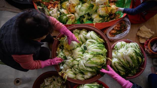 Xinqi, Kimchi, Pao cai và cuộc chiến văn hóa Trung - Hàn - 9