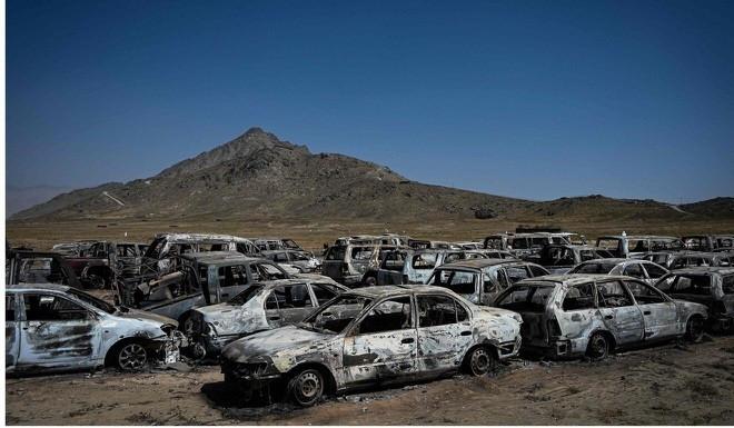 Taliban tìm thấy gì tại 'Căn cứ Đại bàng' Kabul đã bị CIA cho nổ tung trước khi rời đi?