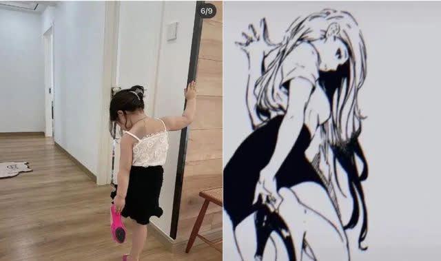 Bé gái 4 tuổi ăn mặc thiếu vải, pose dáng ưỡn ẹo gây tranh cãi-3