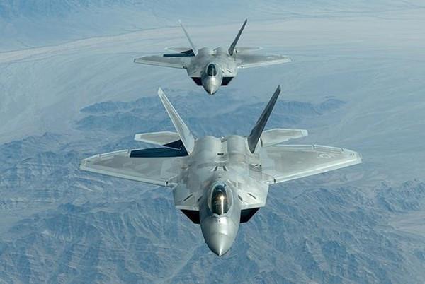 Hoa Kỳ phát triển máy bay chiến đấu thế hệ thứ sáu để đối đầu các cường quốc