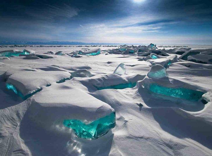 13 bức ảnh thiên nhiên tuyệt đẹp ngỡ như được chụp ở hành tinh khác - 3