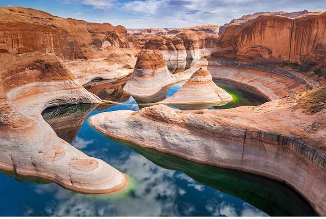 13 bức ảnh thiên nhiên tuyệt đẹp ngỡ như được chụp ở hành tinh khác - 2