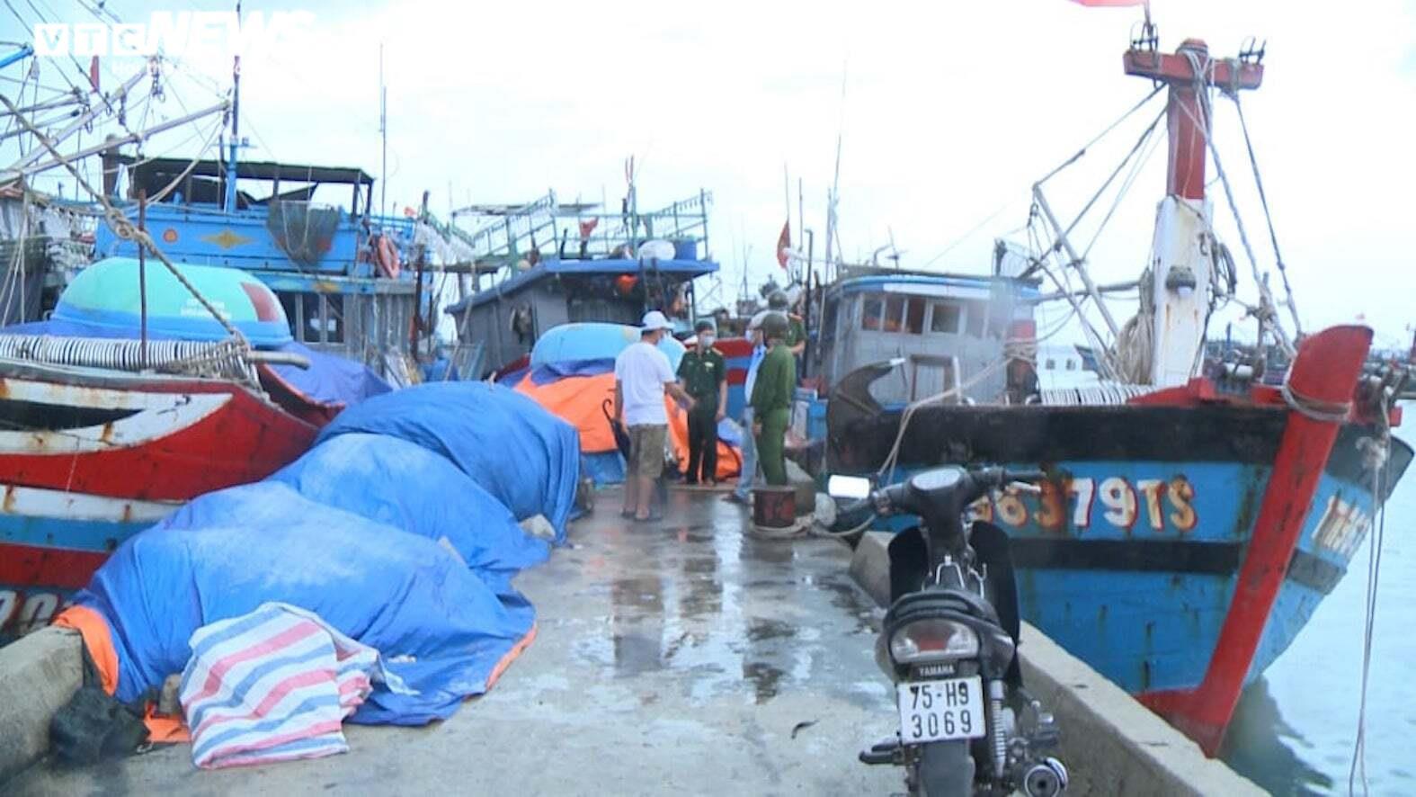 Ảnh: Bão số 5 gây mưa to, gió quật đổ cây, ngập úng ở các tỉnh miền Trung - 7