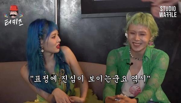 Dawn bị mỉa mai ăn bám bạn gái khi tuyên bố: Sẽ không yêu ai nếu chia tay HyunA-2