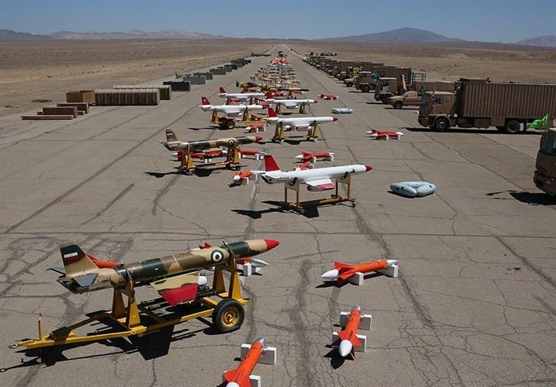 Máy bay không người lái đóng vai trò quan trọng trong giám sát biên giới của Tehran. (Nguồn: geospatialworld)