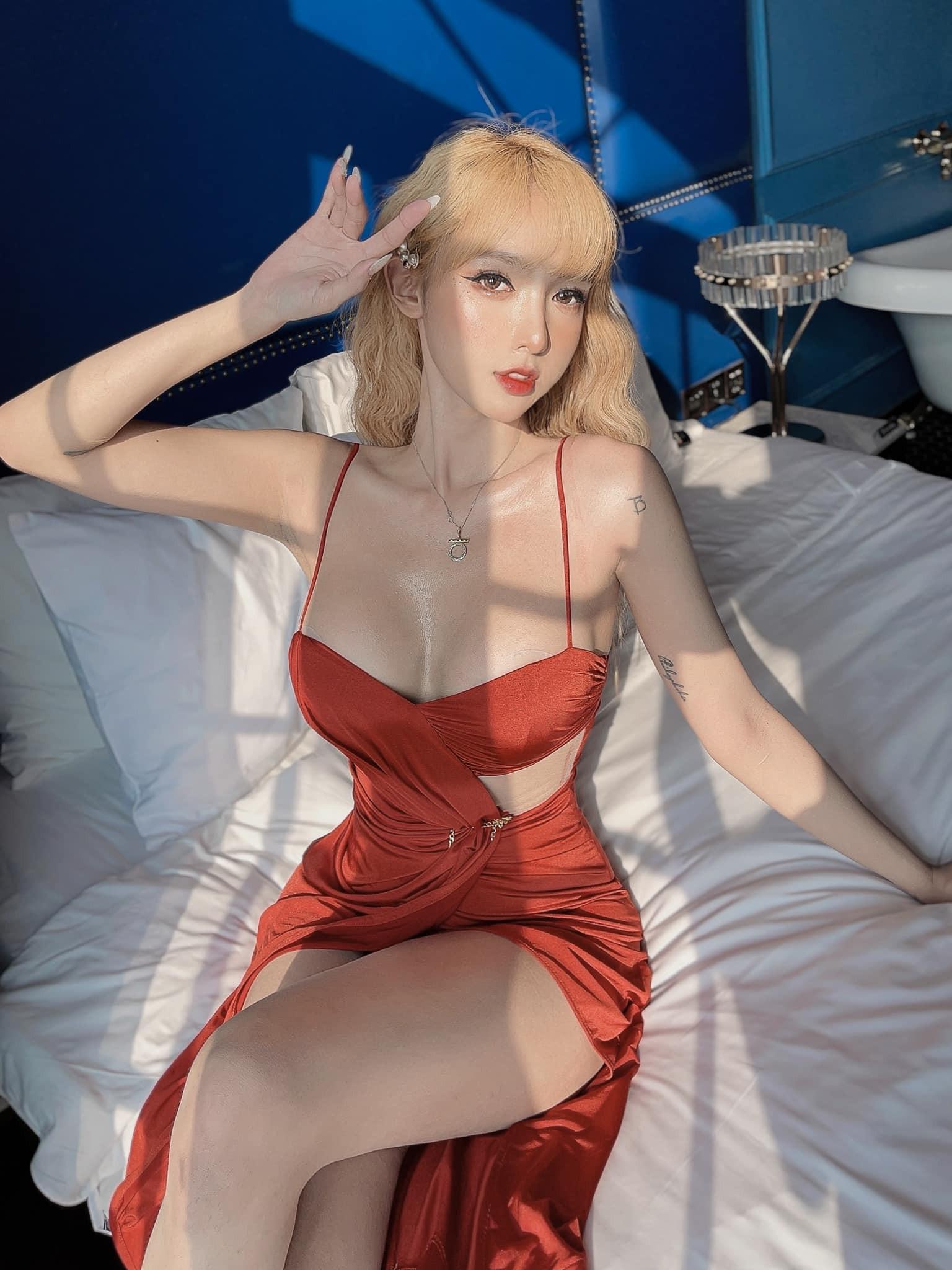 Bộ đôi gái xinh Hà Nội - Sài thành hút vạn fan ái mộ vì xinh như hoa hậu, gu mặc bốc lửa - 5