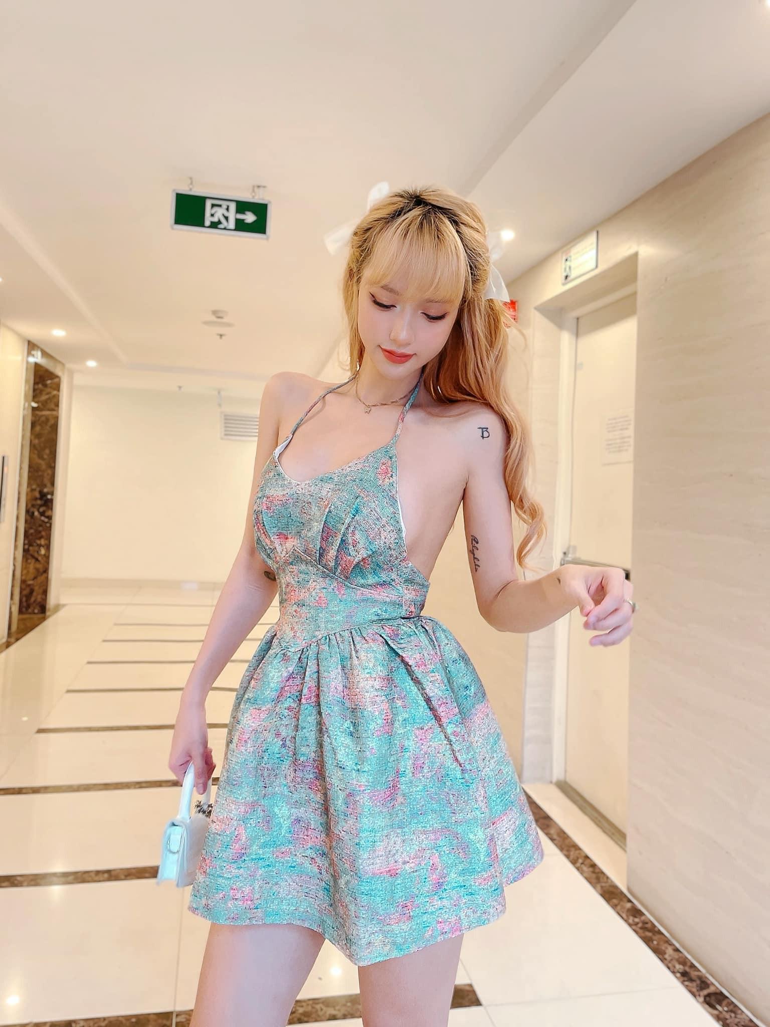 Bộ đôi gái xinh Hà Nội - Sài thành hút vạn fan ái mộ vì xinh như hoa hậu, gu mặc bốc lửa - 6