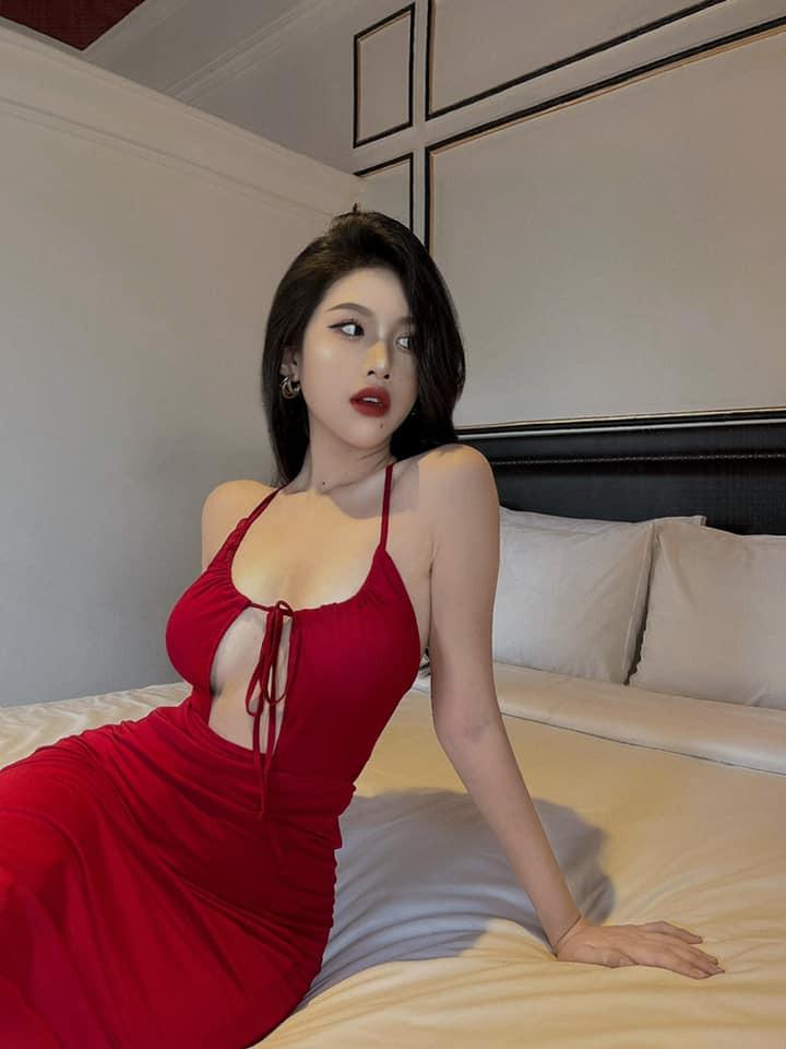 Bộ đôi gái xinh Hà Nội - Sài thành hút vạn fan ái mộ vì xinh như hoa hậu, gu mặc bốc lửa - 9