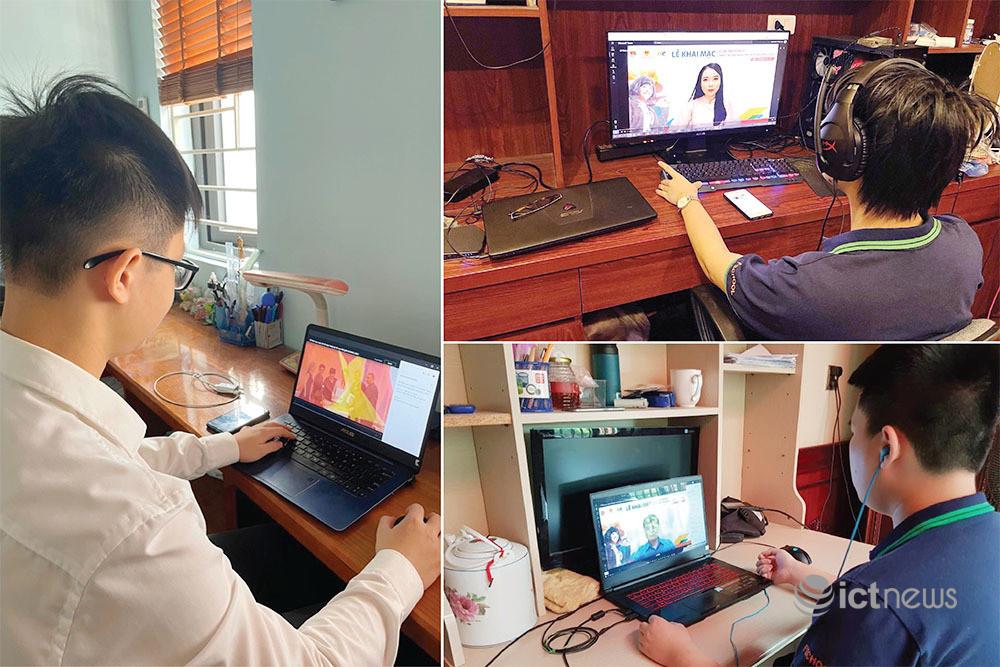 Học sinh, sinh viên Việt Nam lần đầu tham gia online thi thiết kế đồ họa thế giới