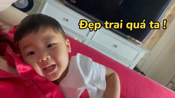 Vlog con trai Hòa Minzy bị xóa thẳng vì cảnh nhạy cảm?-1