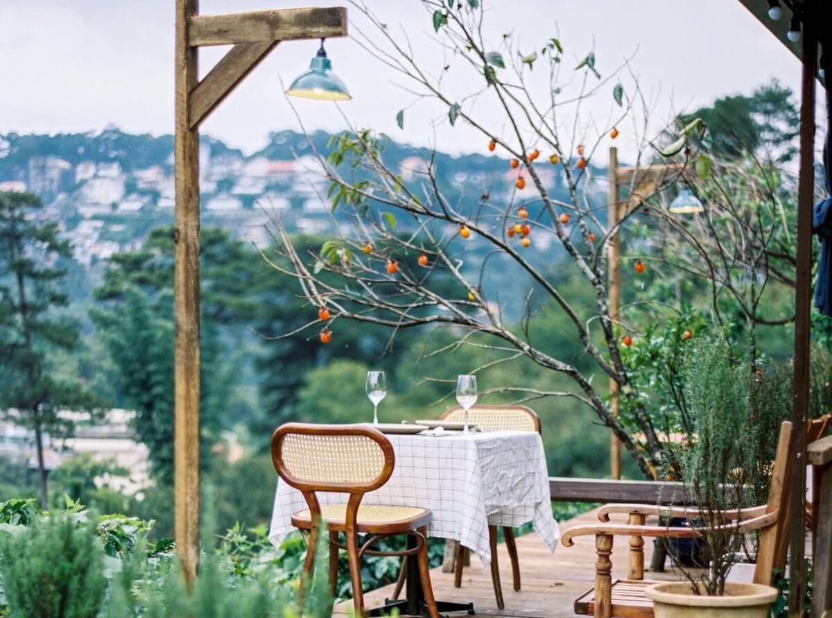 4 quán cà phê ẩn trong rừng Đà Lạt - 2