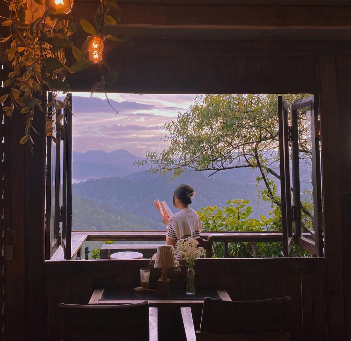 4 quán cà phê ẩn trong rừng Đà Lạt - 5