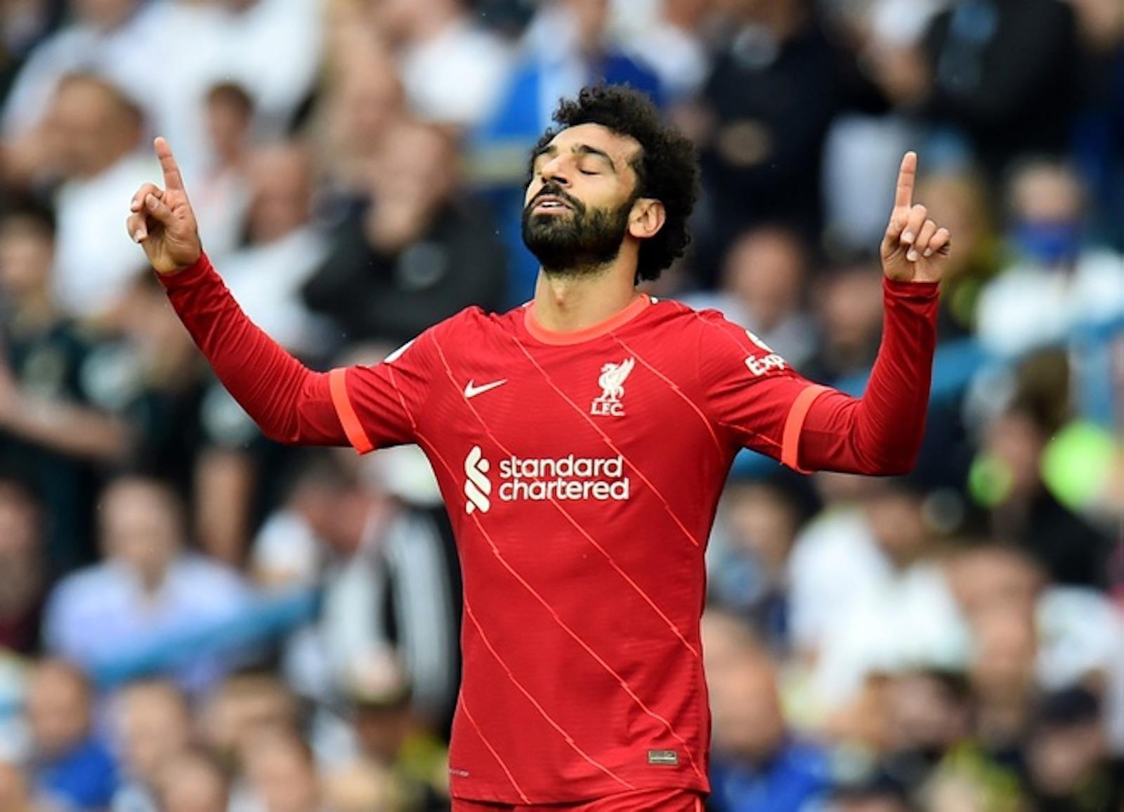 Salah lập cột mốc ấn tượng, Liverpool đứng thứ ba Ngoại hạng Anh - 2