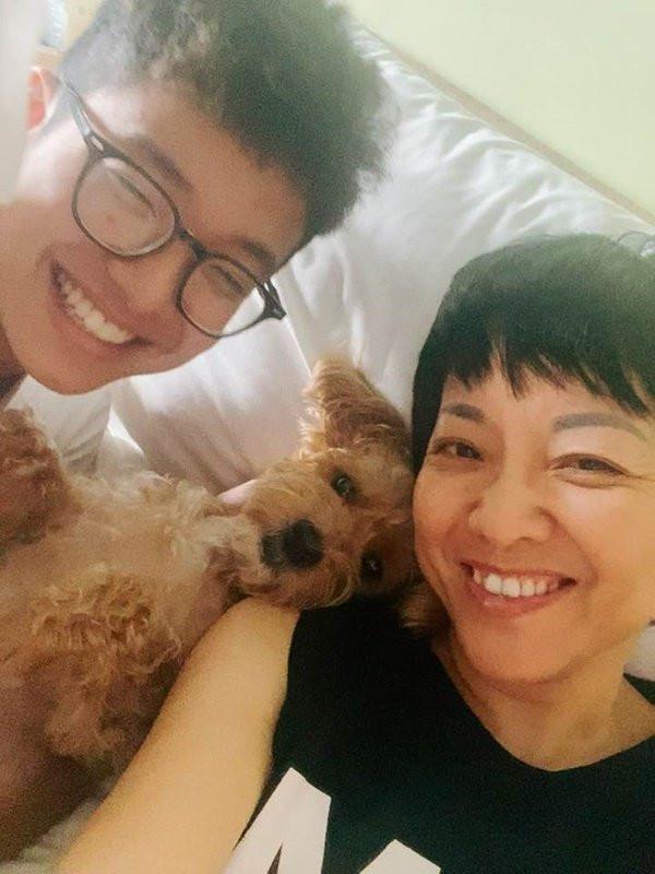 MC Thảo Vân thật khéo dạy con, Títkhông chỉ thông minh mà còn cực tình cảm, nói câu này khiến mẹ nào cũng lịm tim-5