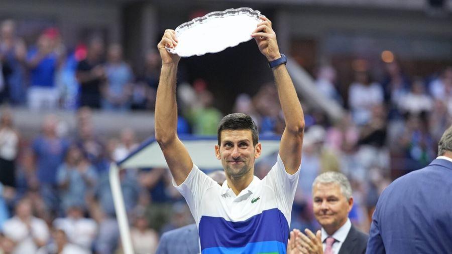 Khuất phục Djokovic, Daniil Medvedev lần đầu vô địch Grand Slam