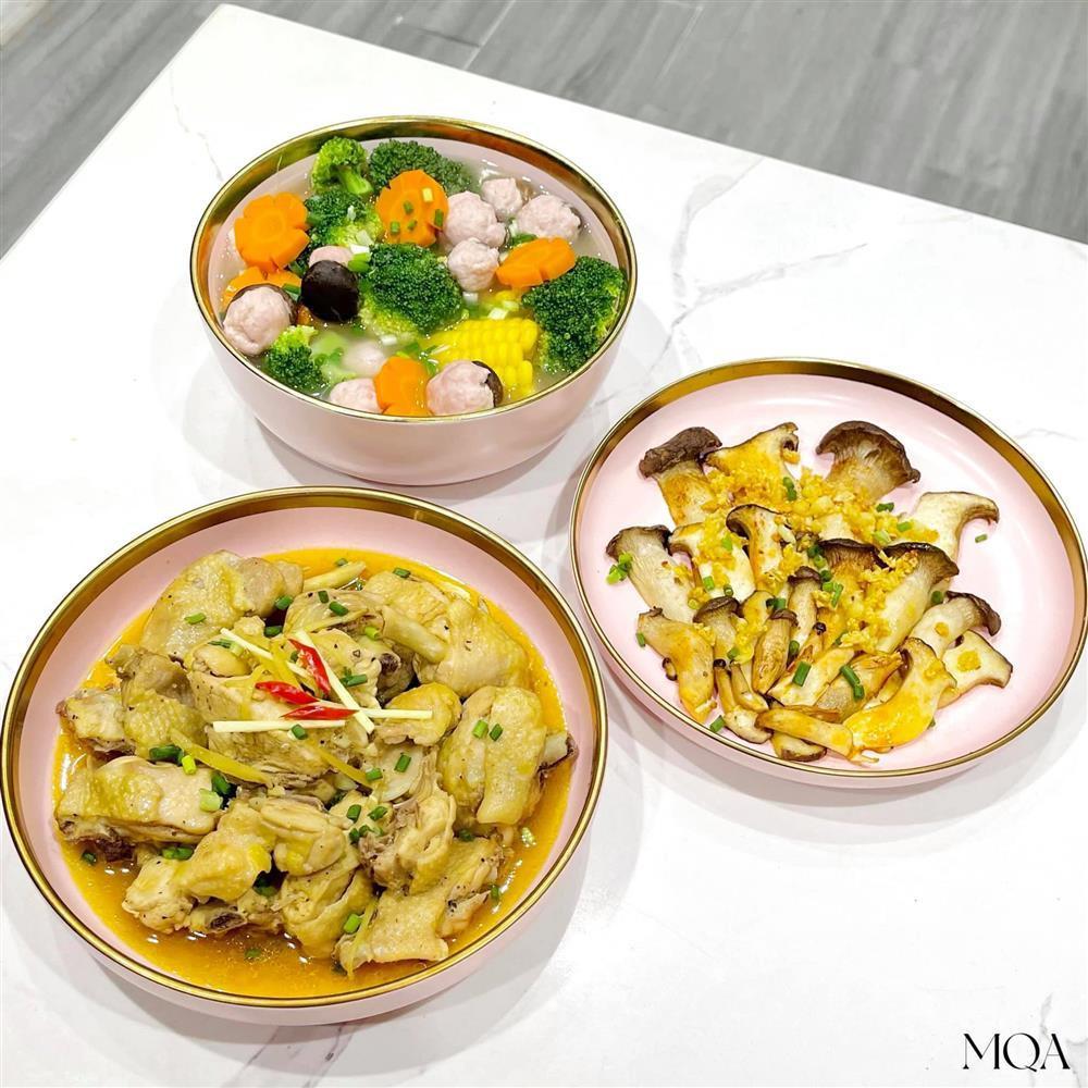 Loạt mâm cơm 3 món ăn cực ngon lại sống ảo đẹp xuất sắc-2