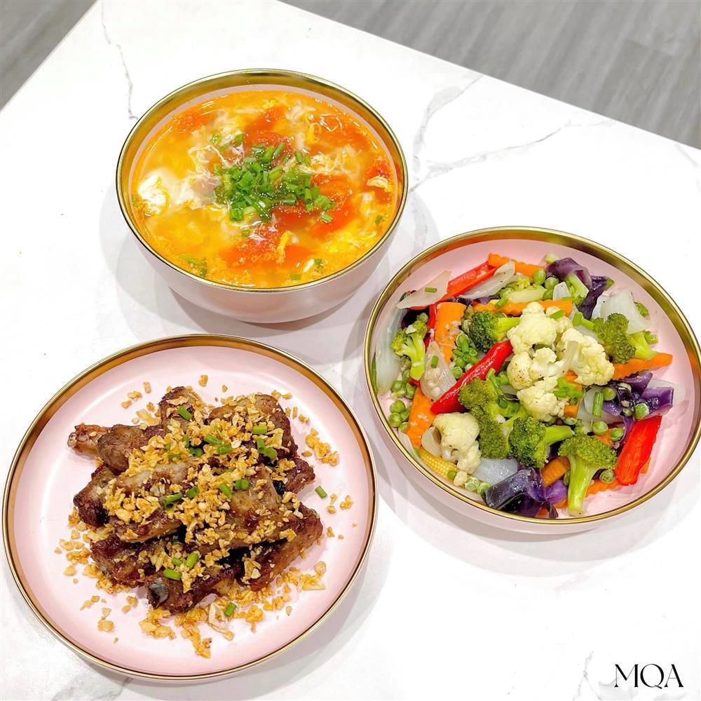Loạt mâm cơm 3 món ăn cực ngon lại sống ảo đẹp xuất sắc-12