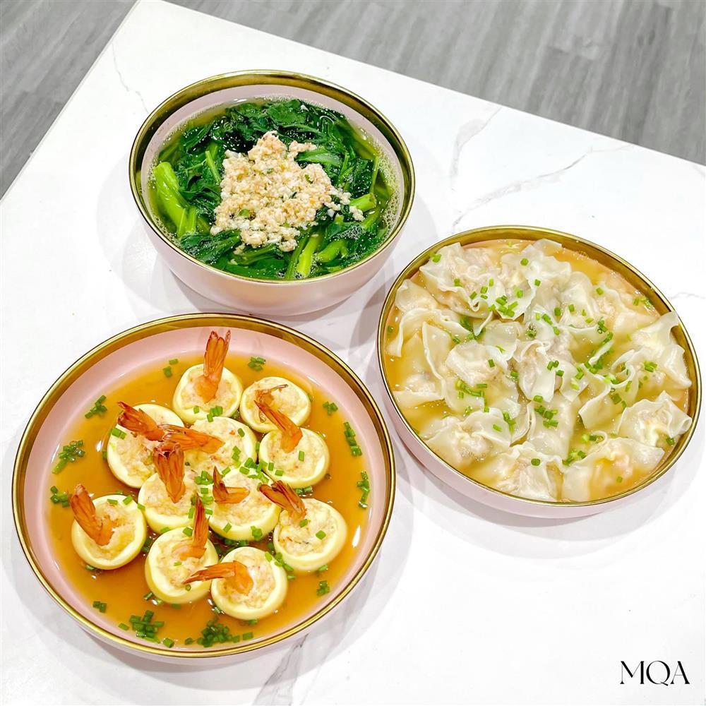 Loạt mâm cơm 3 món ăn cực ngon lại sống ảo đẹp xuất sắc-6