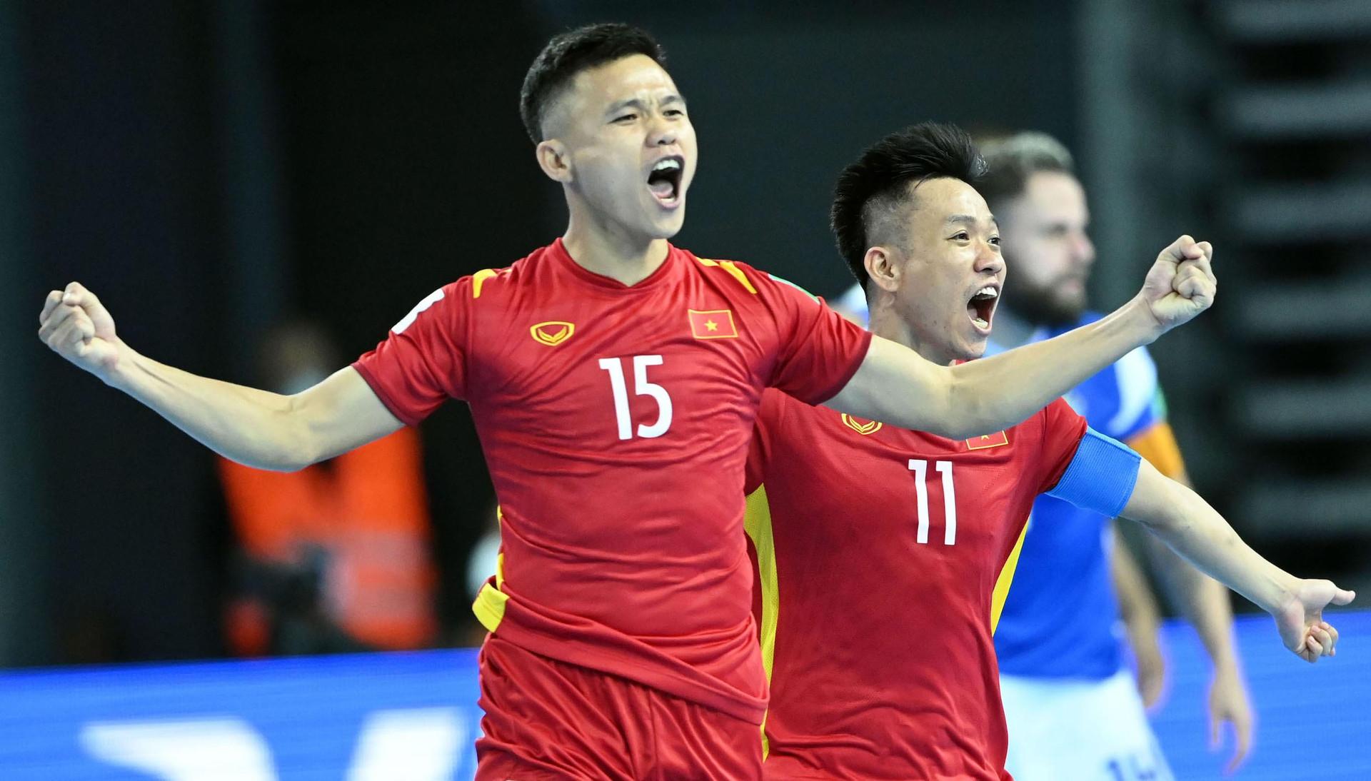HLV Phạm Minh Giang: 'Tuyển Việt Nam hạnh phúc với bàn thắng vào lưới Brazil' - 1