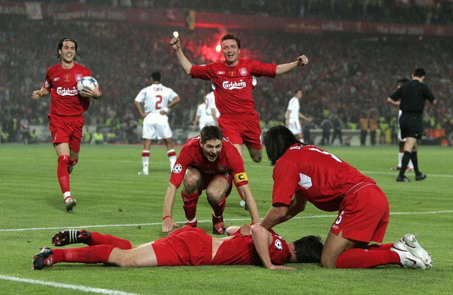 Mở màn Champions League: Đại chiến Liverpool vs AC Milan, Barca tái ngộ Bayern - 1