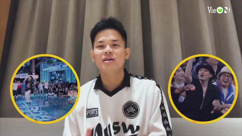 Dancer người Việt bị stress vì thành viên nhóm EXO-2