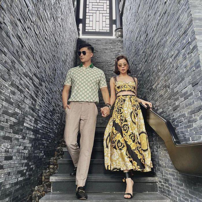 Nằm cạnh Lệ Quyên, cặp giò Lâm Bảo Châu chiếm spotlight-9