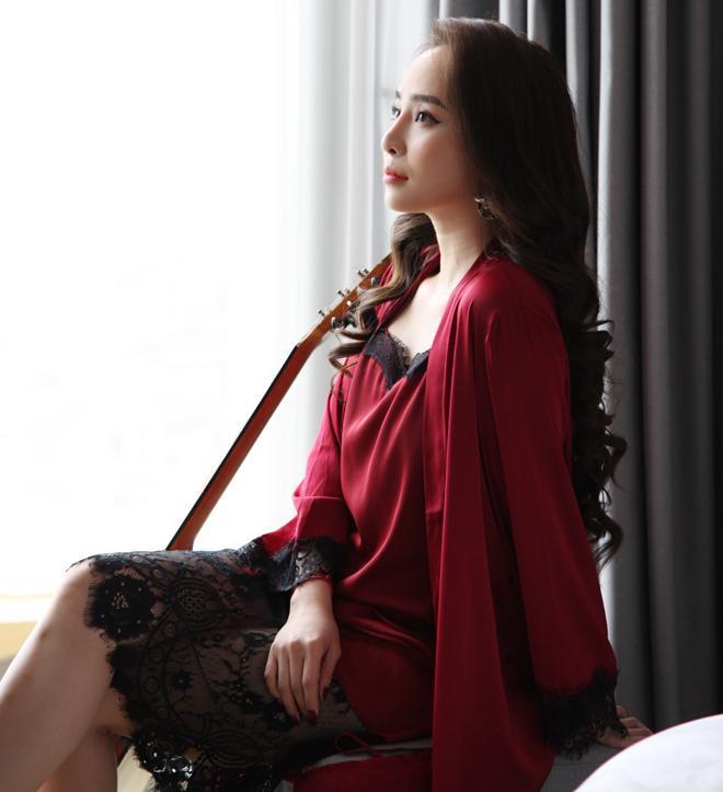 Quỳnh Nga - Hồng Diễm cho Phương Oanh hít khói khi mặc đồ ngủ lụa-3