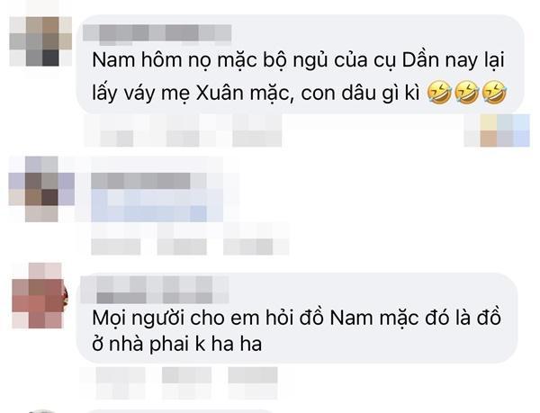 Nam Hương Vị Tình Thân bị dân mạng soi đùi khúc giò, đồ ngủ xấu-7