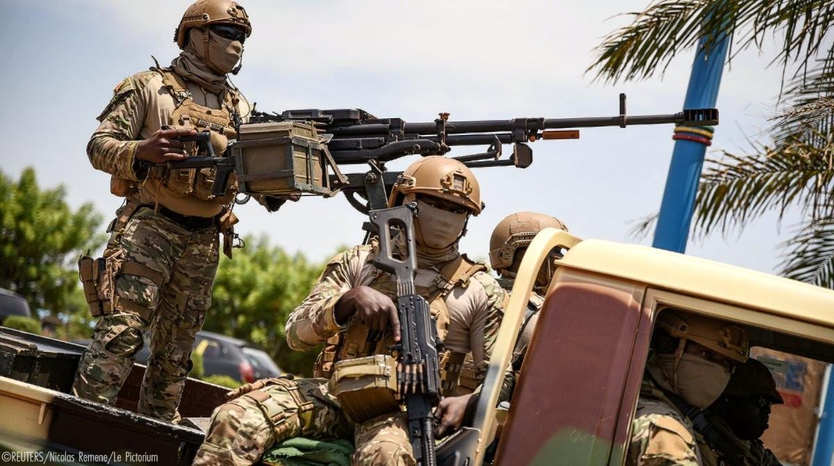 Mali: Trừng phạt tràn lan đối với các vi phạm nhân quyền, dân thường đối mặt rủi ro nghiêm trọng. (Nguồn: Twitter)