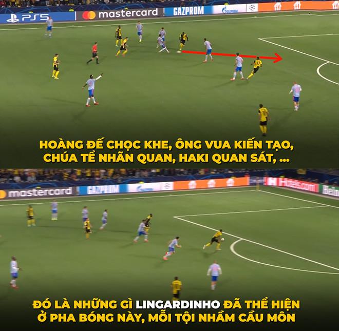 Ảnh chế: Ronaldo bất lực khi MU thua trận mở màn cúp C1 - 6