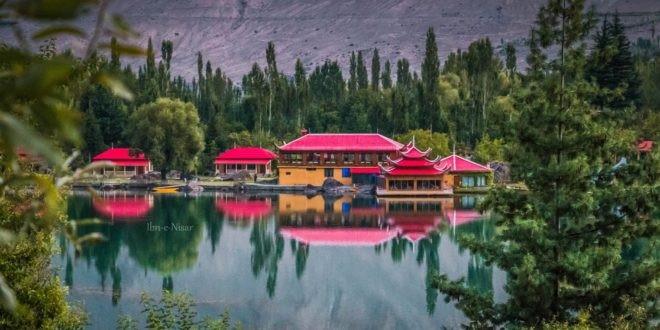 Những hồ nước đẹp như tranh tạo nên khung cảnh thần tiên trên Trái đất - 6